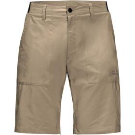Jack Wolfskin Tanami Shorts Heren, sand dune